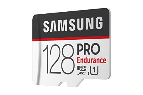 Samsung Pro Endurance 128GB Micro SDXC Card Adapter - 100MB/s U1 (MB-MJ128GA/AM) by Samsung (Image #2)