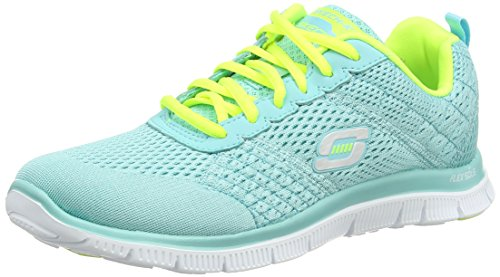 nbsp;Obvious Sneakers Flex Blu Aqlm Choice da Donna Appeal Skechers qHnZAn