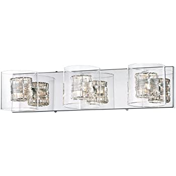 High Quality Possini Euro Design Wrapped Wire 22u0026quot; Wide Bathroom Light