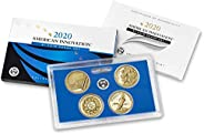 2020 S 4 Coin American Innovation Proof $1 Coins - in OGP with CoA Proof