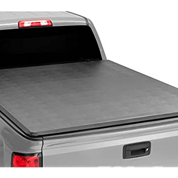 Lock Roll Up Soft Tonneau Cover For 2007-2018 TUNDRA 5.5 FEET//66 Inch Bed Only
