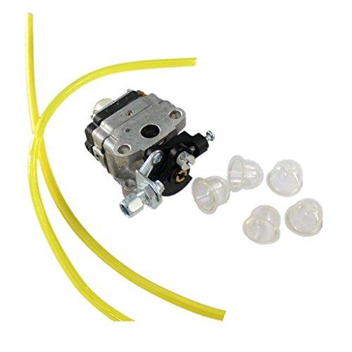 HURI Carburetor Primer Bulb for Honda GX31 GX35 Gas Engine Motor Trimmer Blower Water Pump
