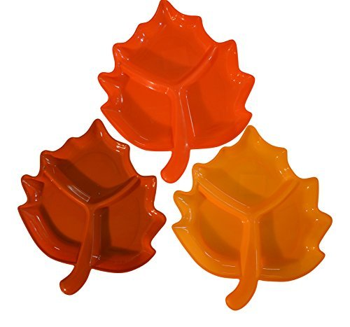 3 Section Candy Dish - 9