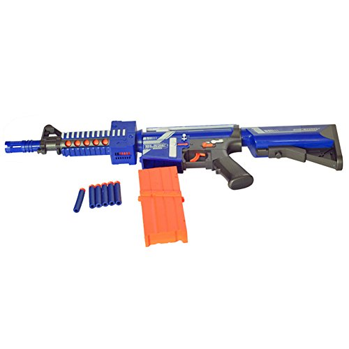 Image is loading NERF-N-Strike-Longshot-CS-6-Dart-Blaster-