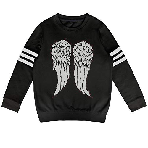 Ruslin Child Walking-Dead- Sweatshirt Long Sleeve Costumes for Boys Or Girls