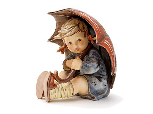 M.I. Hummel Figurine Umbrella Girl, HUM 152/B/II, Arthur Möller, 19 cm, Porcelain, 1152206