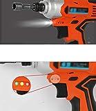 GHGJU Impact Drill Cordless Drill Electric