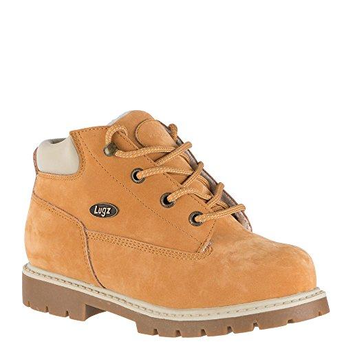 Lugz Kid's Drifter Fleece Boot,Brown,12 D Little Kid