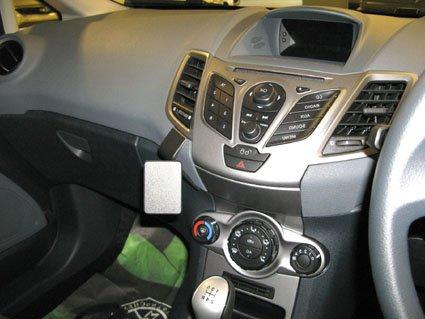 Brodit 654252 ProClip Gewinkelte Halterung f/ür Ford Fiesta 09-14
