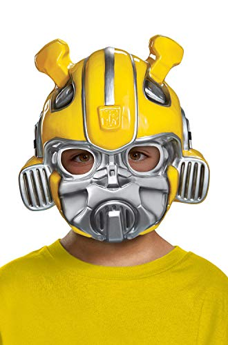 Disguise Bumblebee Child Half Mask-