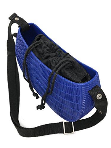 O Bluette Nera O Canvas Bag Swing Tracolla Sacca Nera Interna SwP5zFqP