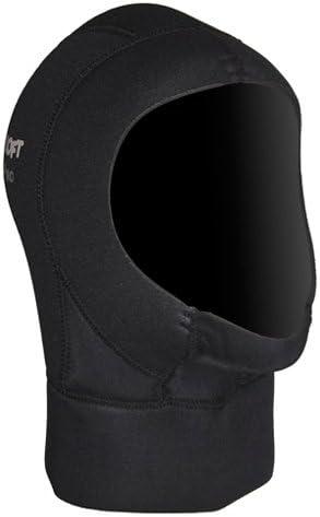 Seasoft Pro//C6 6mm Dry Suit Hood for Full Face Mask FFM