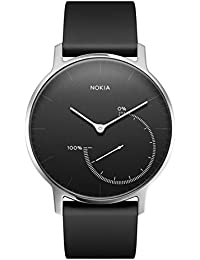 / Nokia | Steel – Activity Tracker, Sleep Monitor, Water Resistant Smart Watch with 8-month battery life