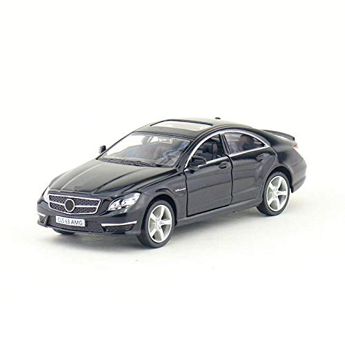 Greensun 1:36 Scale/Diecast Metal Toy Car Model/CLS 63 AMG Super Sport Car/Educational Collection/Gift for Children -  9-4439-B