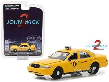 amazon 2008 ford crown victoria new york city taxi john wick