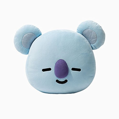New Kpop Bangtan Boys Bts Bt21 Vapp Same Pillow Plush Cushion Warm Bolster Q Back Soft Stuffed Doll 25 Cm Tata Cooky Chimmy Strong Packing Novelty & Special Use Costume Props