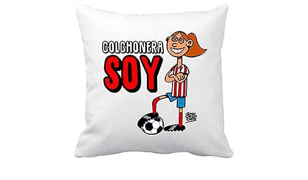 Diver Bebé Cojín con Relleno Atlético de Madrid Colchonera ...