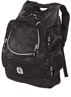 Ogio Bounty Hunter Laptop Backpack (Black) Review