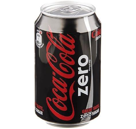 ndt24 Coca Cola Zero 33 cl latas: Amazon.es: Alimentación y bebidas