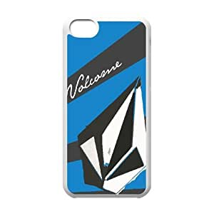 Ipod 6 Touch 6 Cell Phone Case White Volcom Rrrbh Protective Csaes Cover