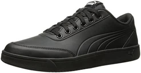 PUMA Men's Court Breaker L Mono Sneaker