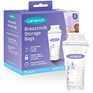 Lansinoh, Breastmilk Storage Bags, 100 count