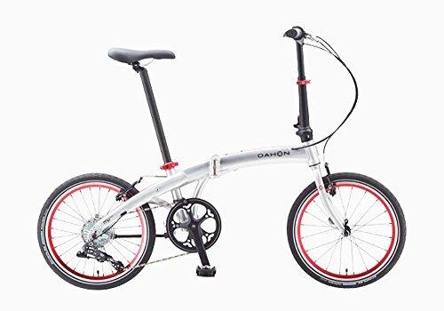 Dahon Mu D8 Brushed Folding Bike Bicycle [並行輸入品]   B06XFQN4YB