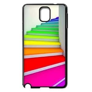 Rainbow CUSTOM Case Cover for Samsung Galaxy Note 3 N9000 LMc-41103 at LaiMc