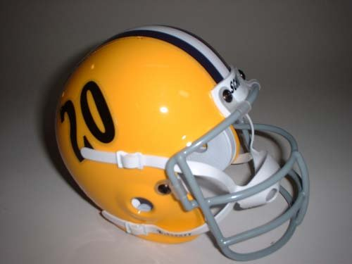 Schutt Louisiana State (LSU) Tigers 1958 Throwback Mini Helmet