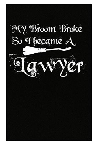 cow print broom - 8