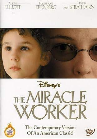 Amazon com: The Miracle Worker: Alison Elliott, Hallie Kate