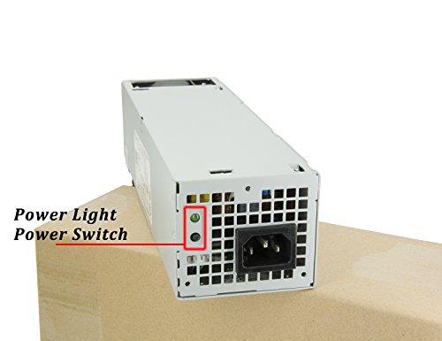 240W Watt Desktop Power Supply Unit PSU for Dell Optiplex 390 790 960 990 3010 7010 9010 Small Form Factor SFF Systems 3WN11 PH3C2 2TXYM 709MT H240AS-00 DPS-240WB by IMSurQltyPrise (Image #4)