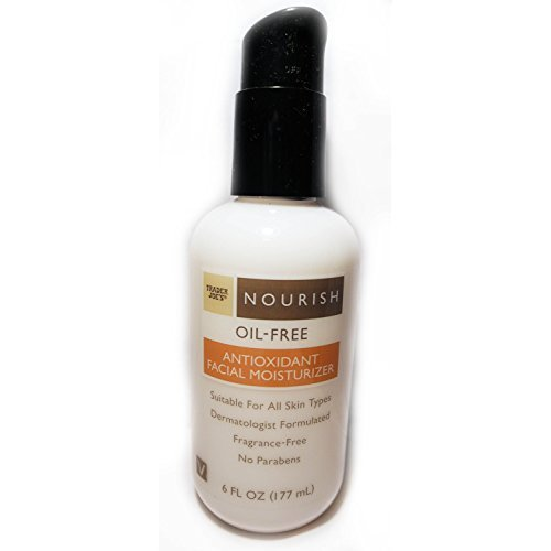 Trader Joe's Nourish Oil-Free Antioxidant Facial Moisturizer 6oz