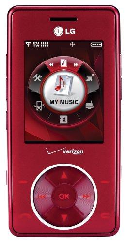 LG VX8500 CHERRY CHOCOLATE CELL PHONE VERIZON CDMA ()