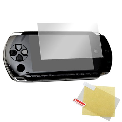 3 x Ultra Clear Screen Guard Film LCD Protector Skin for Sony PSP 1000/2000/3000