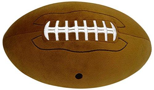 "Monqiqi 13"" Football Plush Pillow Sport Throw Soft Cushion Stuffed Toys"