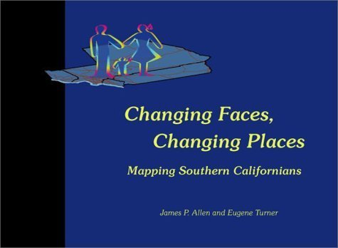 Changing Faces, Changing Places: Mapping Southern Californians by James Paul Allen - Northridge Mall La