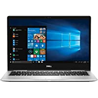 Dell Inspiron 13 7000 Series 7370 13.3 Full HD Touch Screen Laptop - 8th Gen Intel Core i7-8550U up to 4.0 GHz, 8GB DDR4 RAM, 1TB SSD, Intel UHD Graphics 620, Windows 10 Pro, Platinum Silver