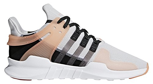 Adidas Womens Trainer - adidas Women's EQT Support ADV Trainer Shoes (7, Grey/Grey/Chalk Coral)