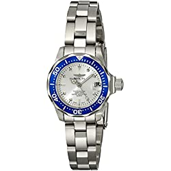 Invicta Women's 14125 Pro Diver Stainless Steel Bracelet Watch