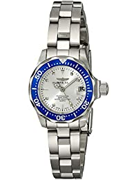 Women's 14125 Pro Diver Stainless Steel Bracelet Watch