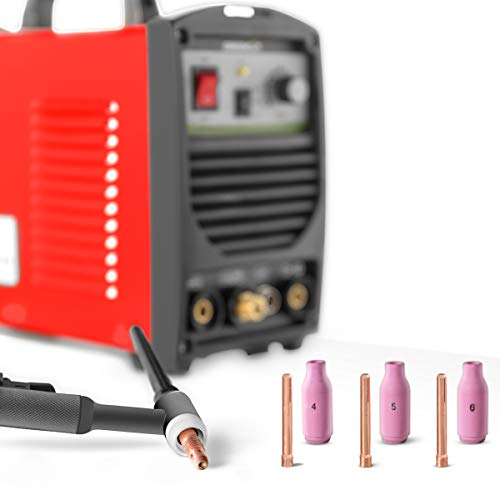 GREENCUT CT-416 Soldador Inverter DC Combinado, 230 V, Naranja, Única: Amazon.es: Bricolaje y herramientas