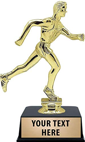 - Crown Awards Track and Field Trophies with Custom Engraving, 6