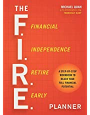 The F.I.R.E. Planner: A Step-by-Step Workbook to Reach Your Full Financial Potential