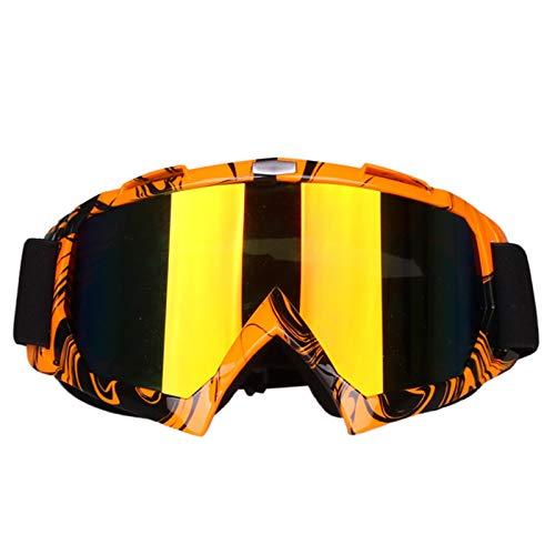 de Naranja Montar Todoterreno Negro Gafas Protectoras AnazoZ de Moto Gafas  Gafas Gafas Deporte 6OxzwqF 9e5fbb582b