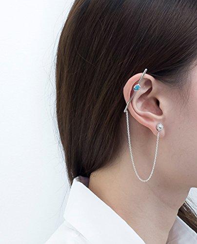 Surrender Ear Bar (Silver)