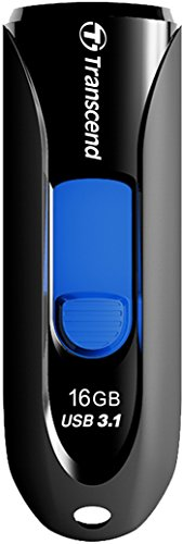 Transcend 16GB JetFlash 790 USB 3.0 Flash Drive (TS16GJF790K) (16 Gb Transcend Usb)