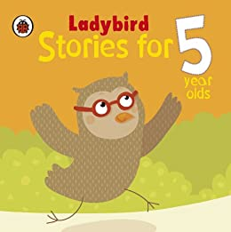 Ladybird Stories for 5 Year Olds by [Ladybird]