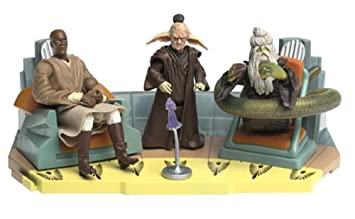 Star Wars Saga – Tpm Jedi High Council 1 of 2