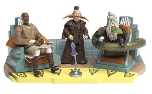 Star Wars Saga - Tpm Jedi High Council 1 of 2